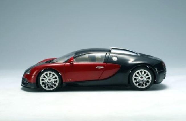 autoart bugatti eb 16.4 veyron (frankfurt 2001) - modellbau metz