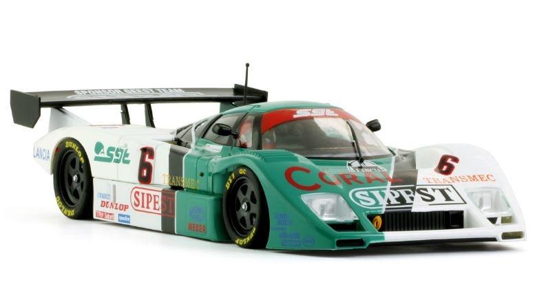 Slot.it Lancia LC2 #6 1000km Brands Hatch 1986
