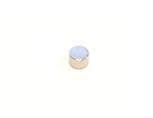 Neo-Delta-Magnet (NdFeB) 5 x 6, rund (1)