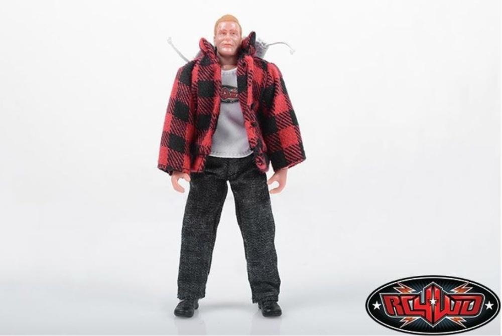 RC4WD Action Figur Rick
