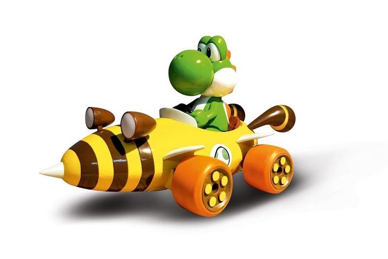 Carrera RC 2,4GHz Mario Kart(TM) Bumble V, Yoshi