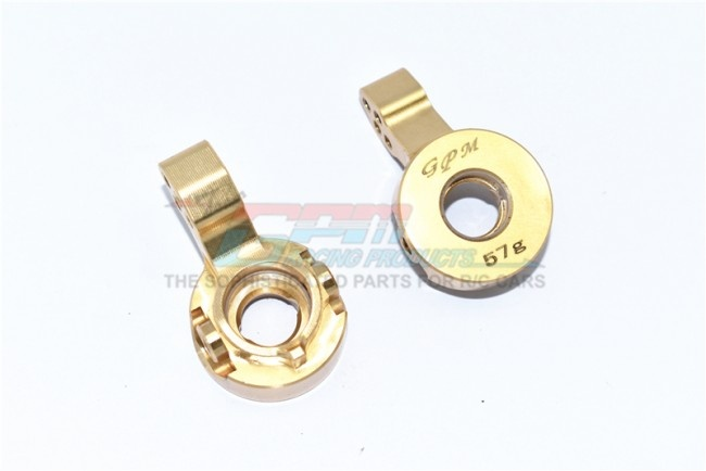 GPM brass front knuckle arms -2PC SET