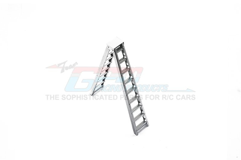 GPM Scale accessories: Aluminum long step ladder for