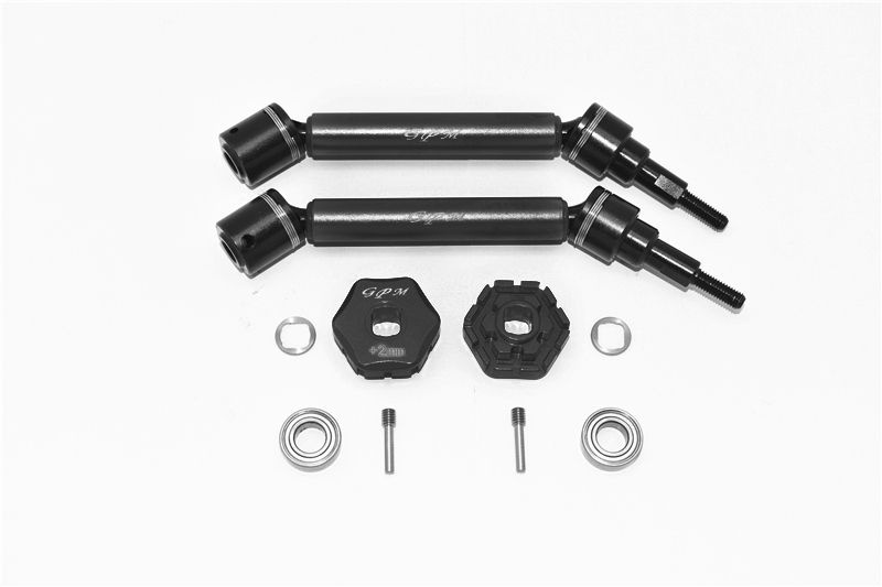GPM Harden Steel + Aluminum Front/Rear Adjustable CVD Drive