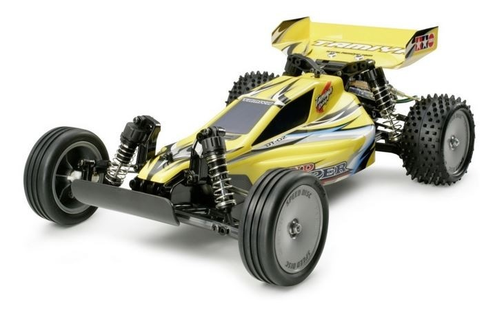 Tamiya Sand Viper 2WD High-Performance Off-Road Racer