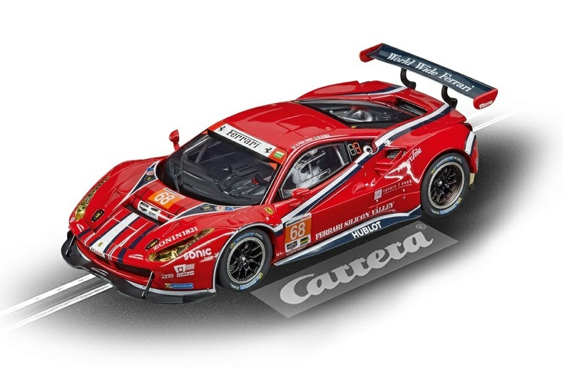 Carrera Evolution Ferrari 488 GT3 Scuderia Corsa No.68