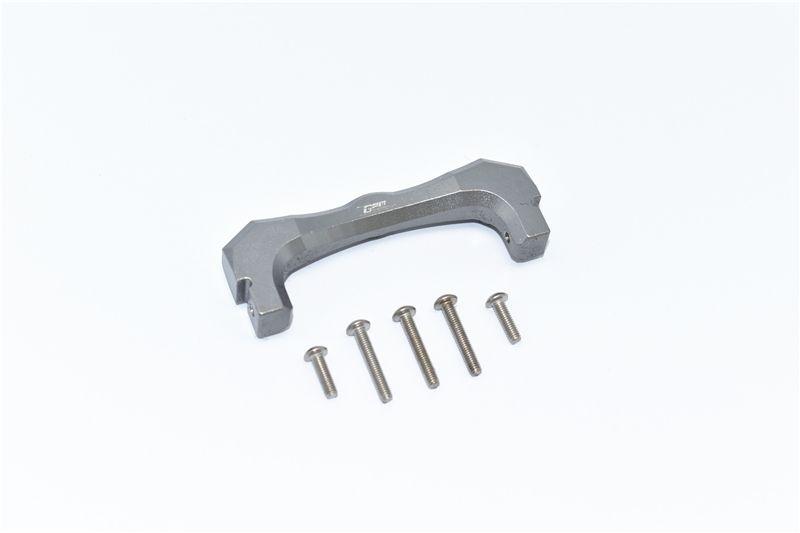 GPM Aluminum Front Bumper Mount - 6PC Set for