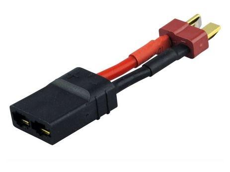 Adapter kompatibel m.TRAXXAS Buchse <=>Deans Stecker