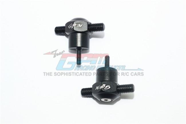 GPM Aluminum Spare Tire Locking -2PC SET