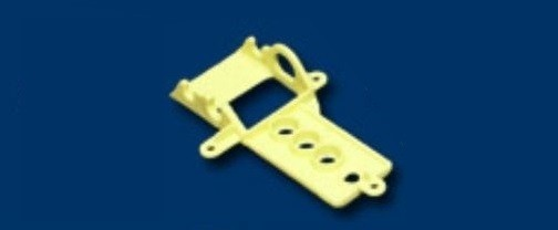 NSR Narrowed SW Motor Mount XtraLIGHT -30% YELLOW