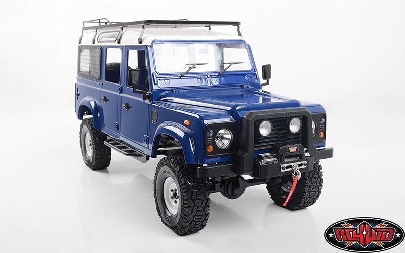 RC4WD Gelande II LWB RTR w/D110 Hard Body Set RC4WD