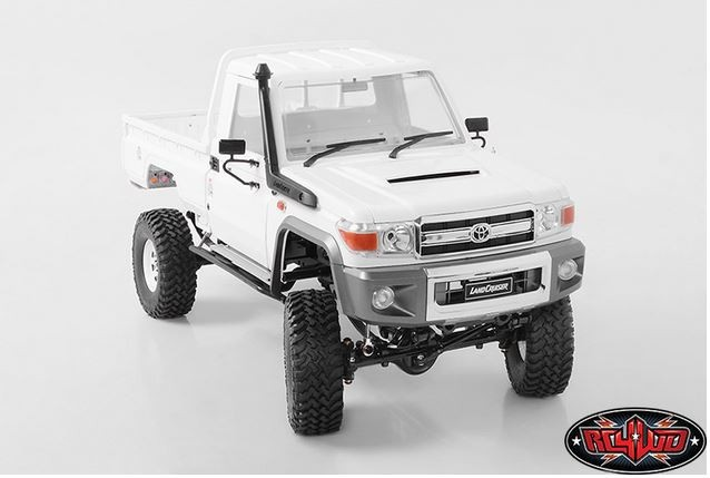 RC4WD TF2 LWB w/Land Cruiser LC70 BodySet Bundle Bausatz