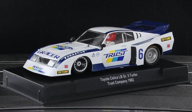 Sideways Toyota Celica LB Gr.5 Turbo - Trust Company 1982