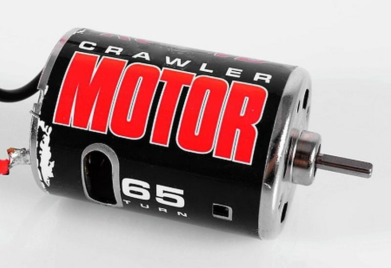 RC4WD 540 Crawler Brushed Motor 65T
