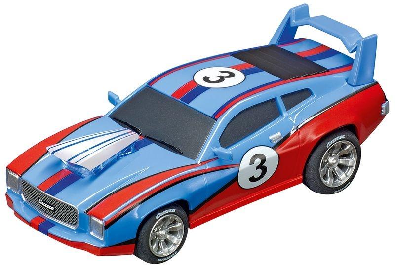 Carrera Go!!! Muscle Car - blue