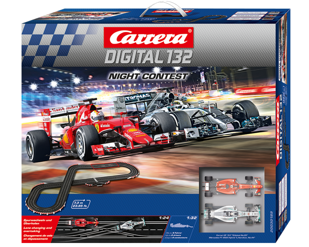 Carrera Digital 132 Night Contest