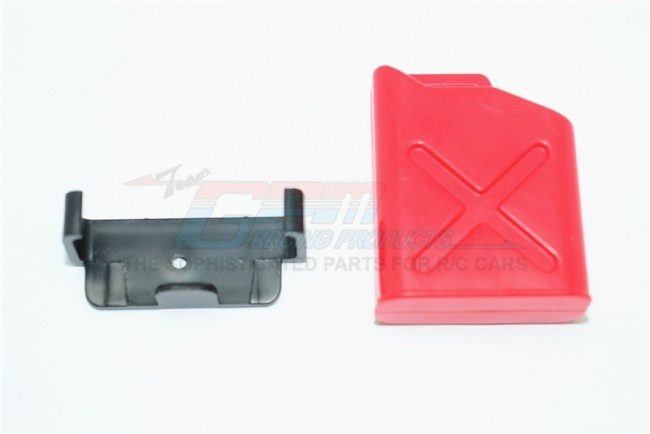 GPM scale accessories: plastic oil tank for crawlers