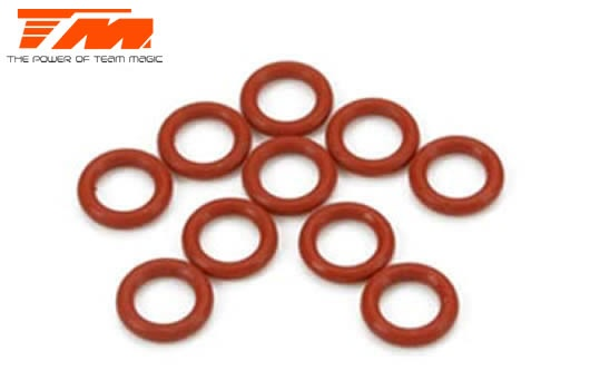 Team Magic O-ring - 4.7x1.4mm (10 Stk.)