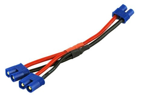 Paralleles Kabel komp.m. E-flite EC3