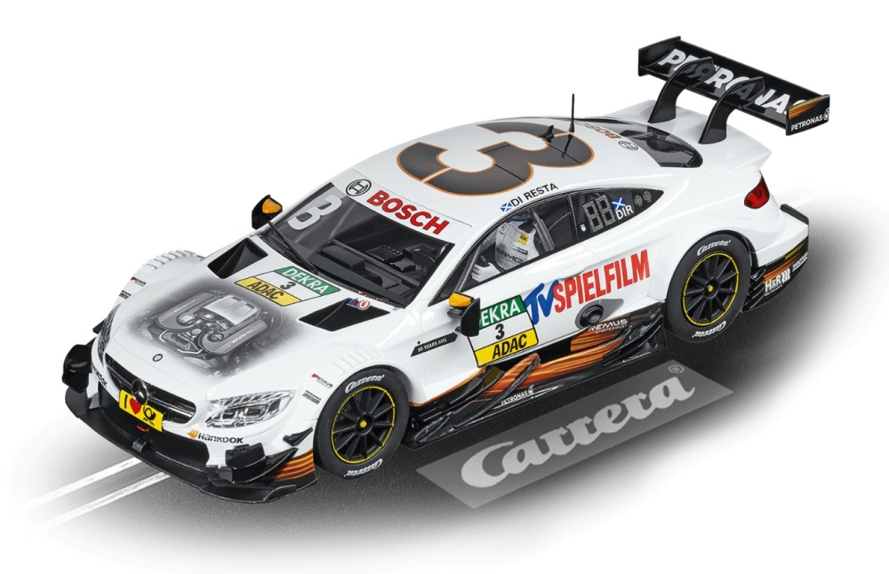 Carrera Digital 124 Mercedes-AMG C 63 DTM P. Di Resta, No.3