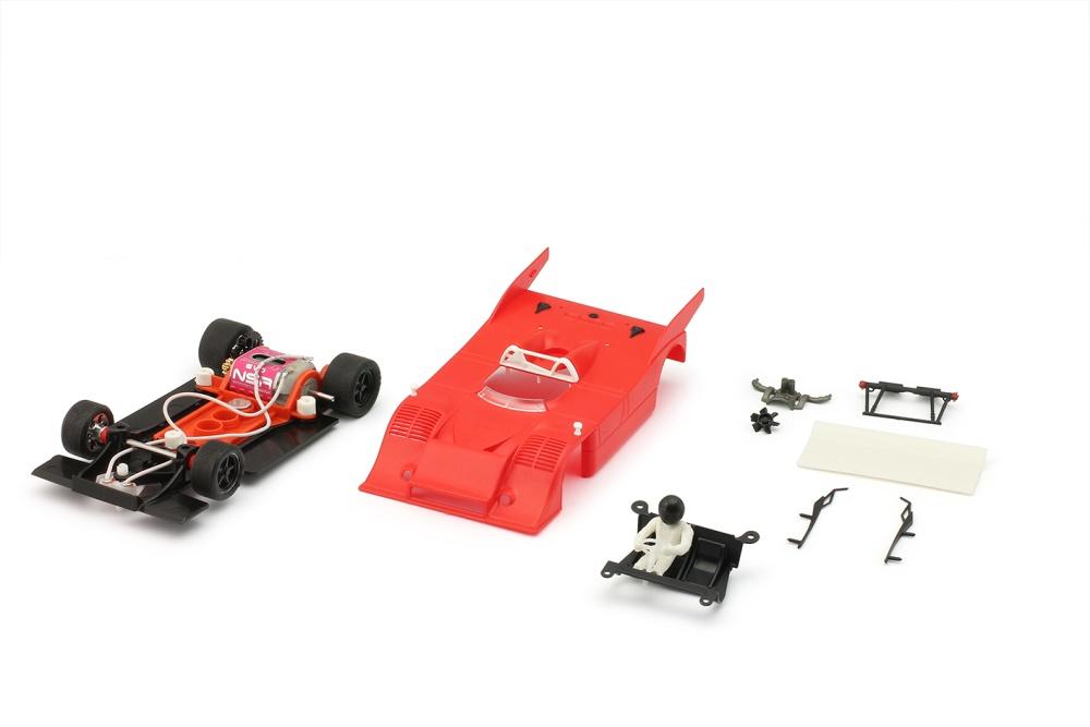 NSR Porsche 917/10K - RED body kit - Including mechanic SW
