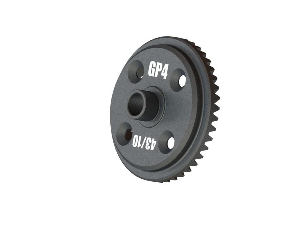 Arrma Main Diff Gear 43T Spiral GP4 5mm (ARA310980)