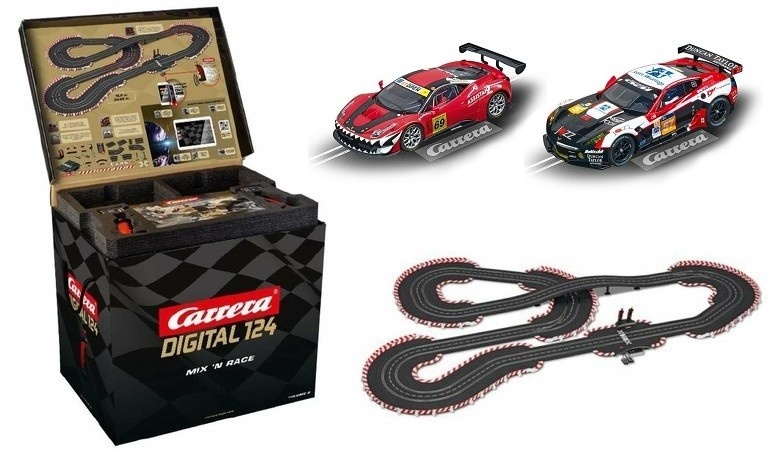 Carrera Dig. 124 Mix n Race Volume 2 Modern Cars 1