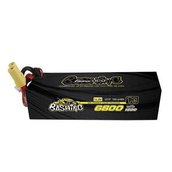 Gens ace 6800mAh 14.8V 120C 4S1P Lipo Battery Pack