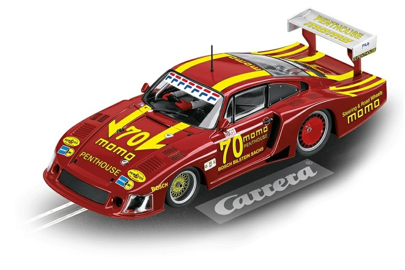 Carrera Digital 132 Porsche 935/78 Moby Dick DRM