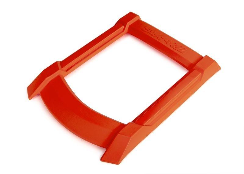 Traxxas Dach Skid-Platte orange (erfordert TRX7713X)