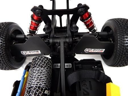 T-Bone Racing Rear Mud Guards - ARRMA Typhon