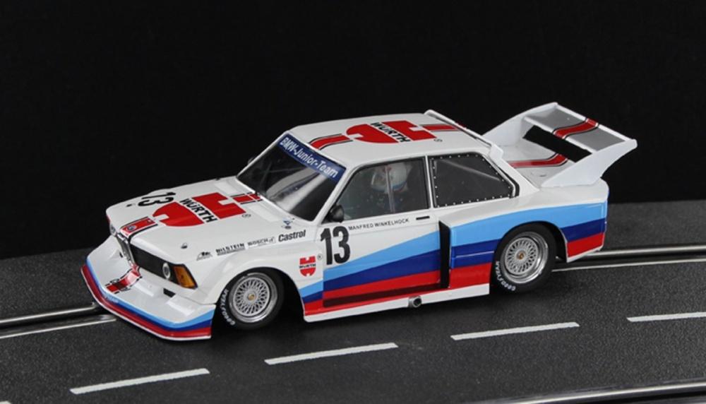 Sideways BMW 320 Gr.5 - BMW Junior Team DRM Championship