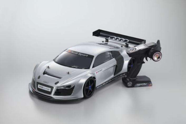 Kyosho Inferno GT2 VE Race Audi R8 LMS 2.4GHz RTR 1:8