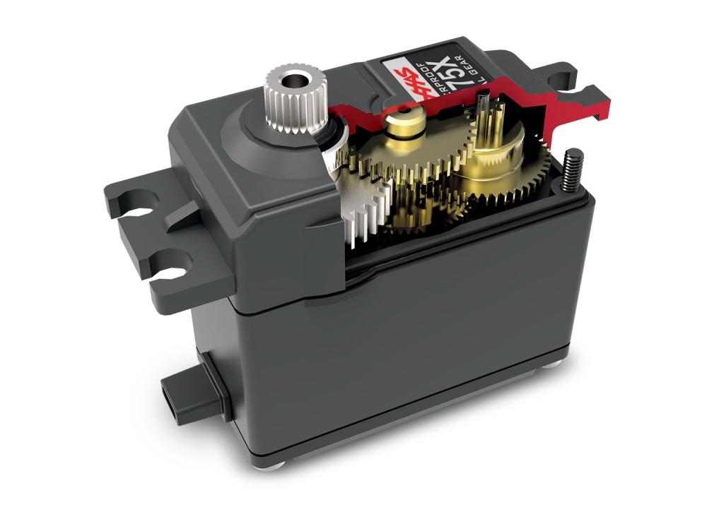 Traxxas Servo, digital high-torque, Metallgetriebe