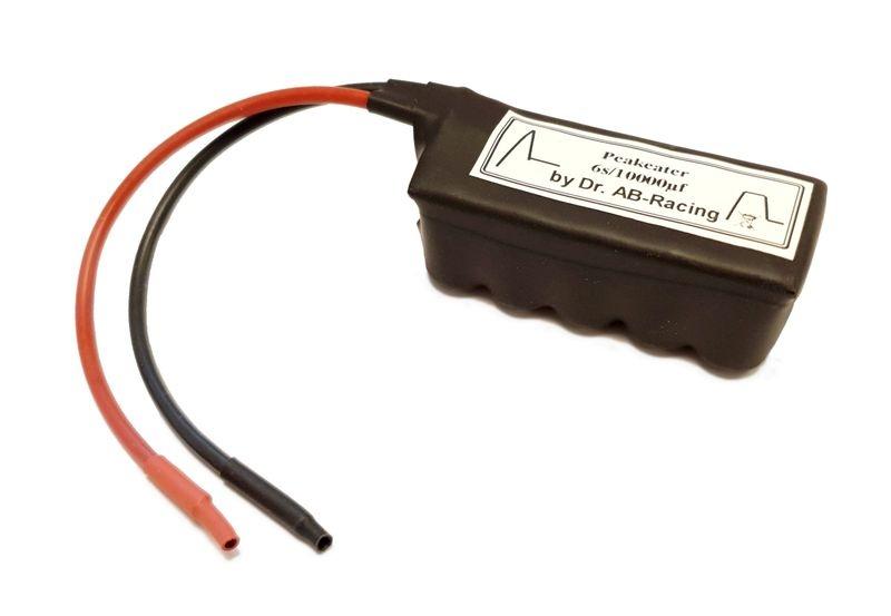 Peak Eater Kondensatorbank 10000 µF / 6s by Dr. AB Racing