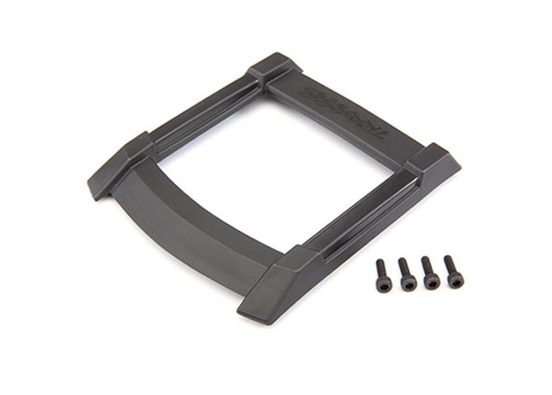 Traxxas Skid-Platte, Dach (für Karo) schwarz