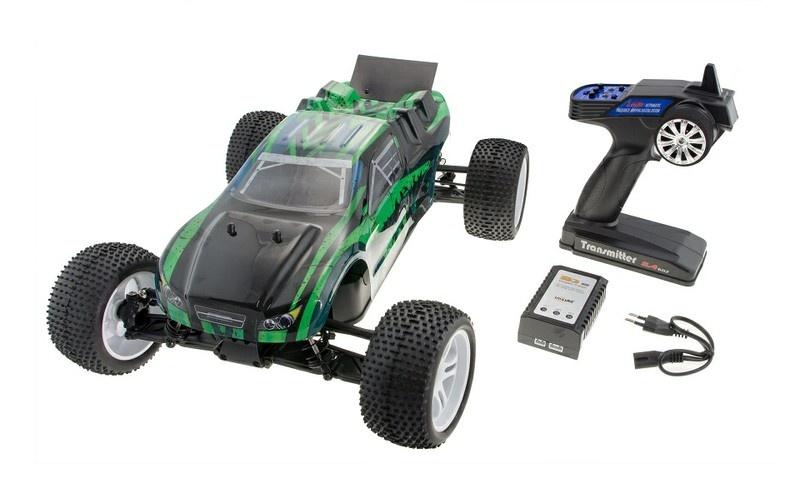 Monstertronic Truggy Yakubi Pro 4WD Brushless 2.4GHz