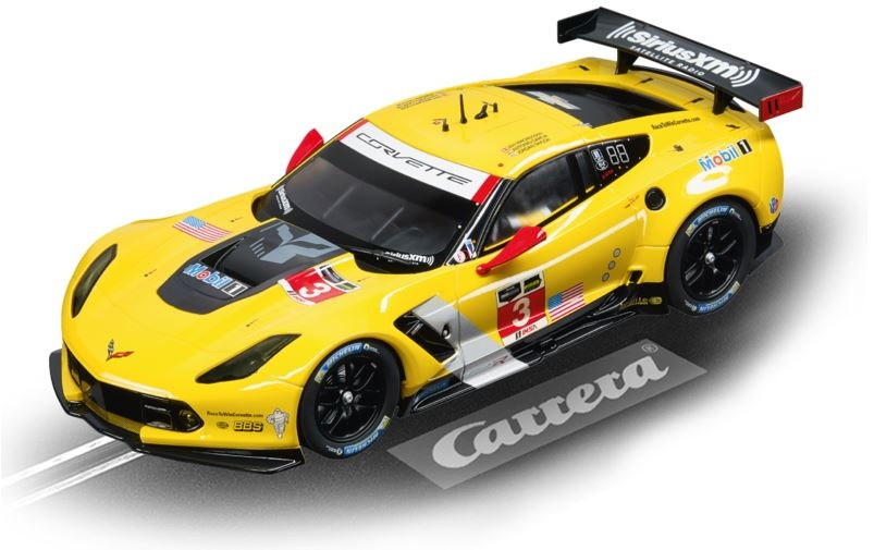Carrera Digital 124 Chevrolet Corvette C7.R No.3