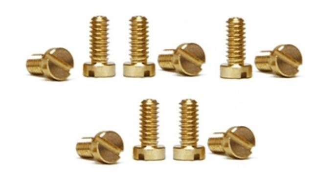 NSR Engine locking screw smaller head M2x4mm (10)