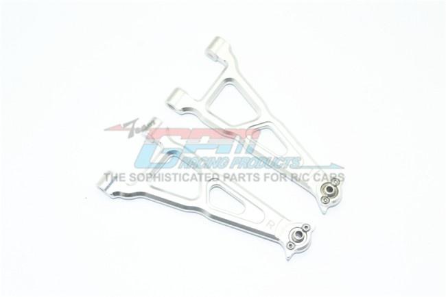GPM aluminium front upper suspension arm - 2PC SET for Baja