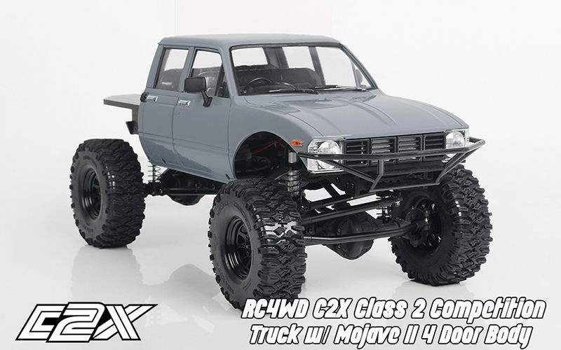 RC4WD C2X Class 2 4WD COMPETITION TRUCK