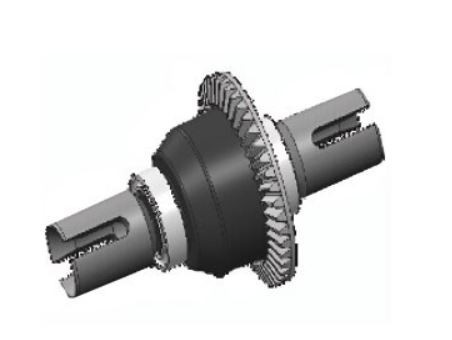 Amewi Differential Set AM10T