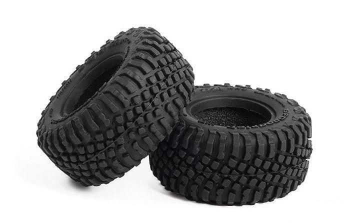 RC4WD BFGoodrich T/A KR3 1.0 Tires RC4WD, 1 Paar