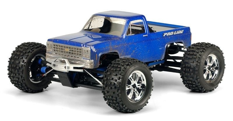 Pro Line 1980 Chevy Pick-up Clear Body/Karosserie