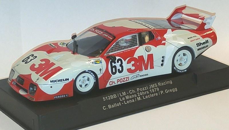 Sideways Ferrari 512BB LM-Ch.Pozzi JMS Racing