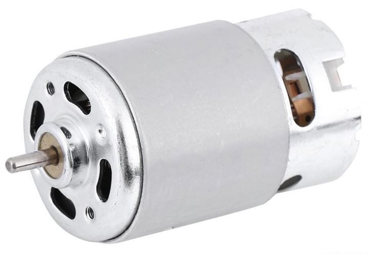 Team Corally Electric Motor - 550 Type - Brushed