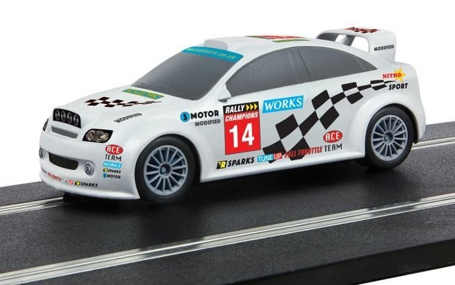 Scalextric 1:32 Start Rally Car - Team Modified - SRR