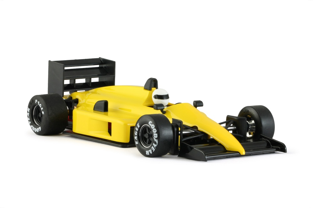 NSR Formula 86/89 - YELLOW Test Car