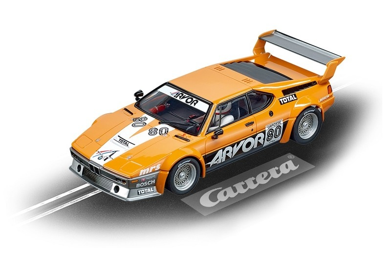 Carrera Digital 124 BMW M1 Procar No.80, M1 Procar Serie