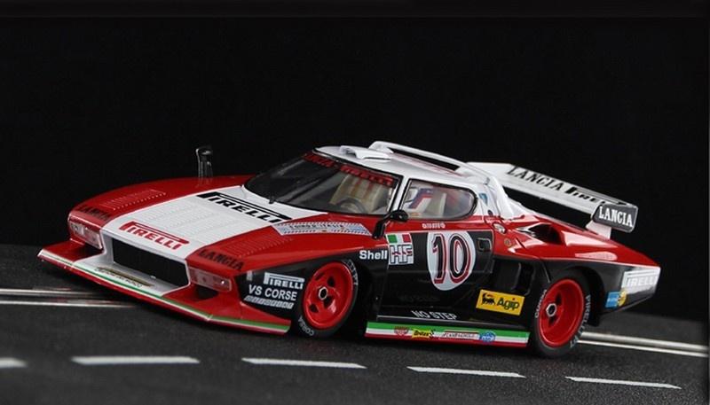 Sideways Stratos Gr.5 Giro DItalia 1977 No. 10